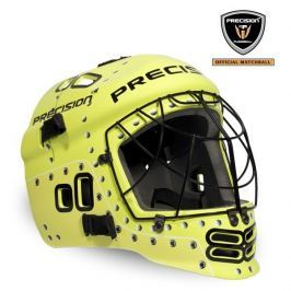 Kask PRECISION GOALIE HELMET YELLOW