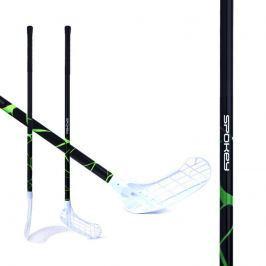 do unihokeja hockey-stick Spokey MASSIG II Pravá zielony