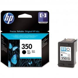 HP oryginalny ink CB335EE, No.350, black, 4,5ml, HP Officejet J5780, J5785