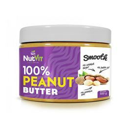 NUTVIT 100% Peanut Butter 500 - Smooth