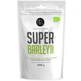 DIET FOOD Bio Super Barley Grass - 200g